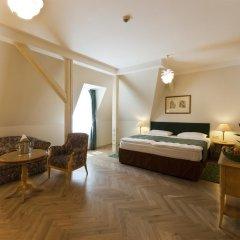 Отель Grandhotel Ambassador - Narodni Dum 5* Улучшенный номер фото 3