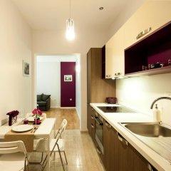 Апартаменты Solunska Apartment в номере