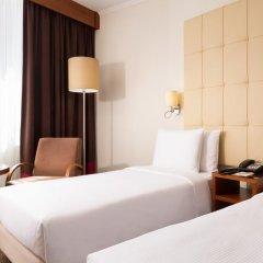 Гостиница DoubleTree by Hilton Novosibirsk 4* Стандартный номер 2 отдельными кровати фото 3