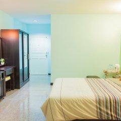 Отель Nam Talay Resort 2* Стандартный номер с различными типами кроватей