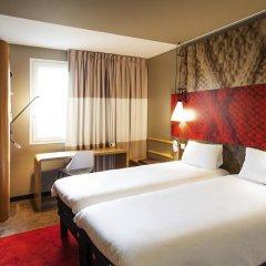 Отель ibis Paris Place d'Italie 13ème 3* Стандартный номер с различными типами кроватей фото 11