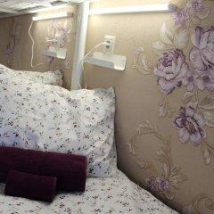 Хостел Ника-Сити Кровати в общем номере с двухъярусными кроватями фото 37