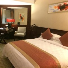 Best Western Premier Shenzhen Felicity Hotel 4* Представительский номер с различными типами кроватей фото 5