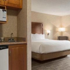 Отель Days Inn & Suites by Wyndham Brooks 2* Стандартный номер с различными типами кроватей фото 4