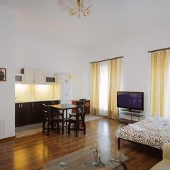 Апартаменты Дерибас Номер Эконом с двуспальной кроватью фото 27