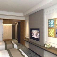 Гостиница DoubleTree by Hilton Kazan City Center 4* Номер Делюкс с различными типами кроватей фото 12