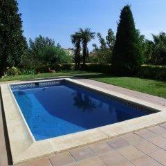 Отель Villa Mas Guelo Испания, Бланес - отзывы, цены и фото номеров - забронировать отель Villa Mas Guelo онлайн бассейн фото 3
