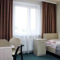 IT Time Hotel 2* Номер с различными типами кроватей (общая ванная комната) фото 4