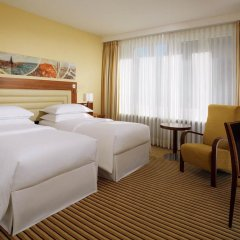Sheraton Zürich Neues Schloss Hotel 4* Стандартный номер с различными типами кроватей фото 2