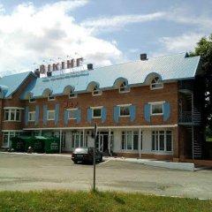 Гостиница Motel Viking Украина, Львов - отзывы, цены и фото номеров - забронировать гостиницу Motel Viking онлайн парковка