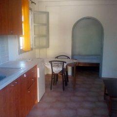 Creta Hostel Стандартный номер с различными типами кроватей фото 6