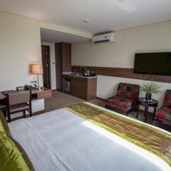 Hotel Kuretakeso Tho Nhuom 84 4* Стандартный номер фото 16