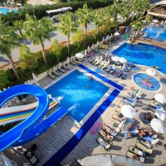 Отель Side Crown Palace - All Inclusive бассейн фото 3