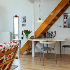 Апартаменты Studio Boom apartment интерьер отеля