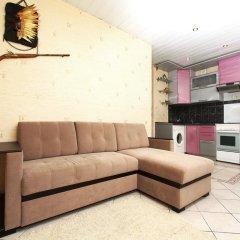 Апартаменты Апартлюкс Зацепский Москва комната для гостей фото 7