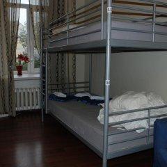 Hostel Moscow 444 Кровать в общем номере с двухъярусной кроватью фото 3