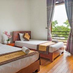 Отель Green Grass Land Villa 3* Номер Делюкс с 2 отдельными кроватями фото 13