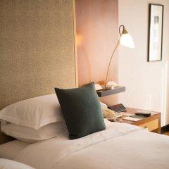 Отель Sheraton Grande Walkerhill Номер Делюкс с различными типами кроватей фото 9