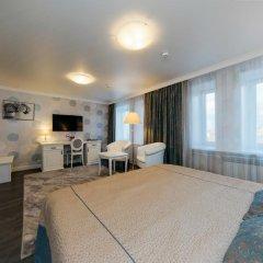 Гостиница Волга 3* Номер Делюкс с разными типами кроватей фото 3