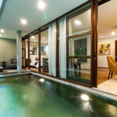 Отель Aleesha Villas 3* Вилла Делюкс с различными типами кроватей фото 8