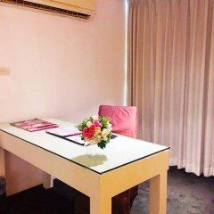 I Residence Hotel Silom 3* Номер Делюкс с различными типами кроватей фото 25