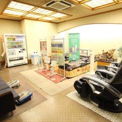 Отель New Ohruri Никко фитнесс-зал фото 3