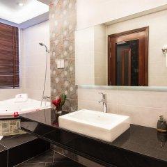 Valentine Hotel 3* Улучшенный номер с различными типами кроватей фото 12