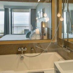Отель Sopot Marriott Resort & Spa 4* Улучшенный номер с различными типами кроватей фото 3