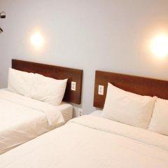 Отель Ekonomy Guesthouse Haeundae 3* Стандартный номер с различными типами кроватей фото 6