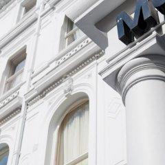 Отель Best Western Mornington Hotel London Hyde Park Великобритания, Лондон - 1 отзыв об отеле, цены и фото номеров - забронировать отель Best Western Mornington Hotel London Hyde Park онлайн балкон