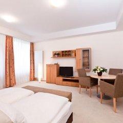 Отель Aparthotel Neumarkt 4* Студия с различными типами кроватей фото 3