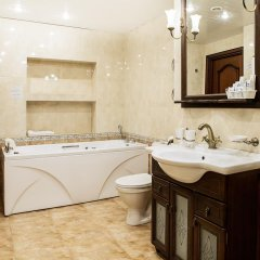 Гостиница Измайлово Бета 3* Люкс Премьер с различными типами кроватей фото 7