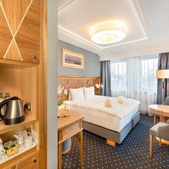 Hotel Haffner 4* Номер категории Эконом с различными типами кроватей фото 2