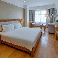 Отель Silverland Central - Tan Hai Long 4* Улучшенный номер фото 3