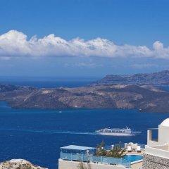 Отель Celestia Grand Греция, Остров Санторини - отзывы, цены и фото номеров - забронировать отель Celestia Grand онлайн приотельная территория фото 2