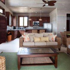 Отель Coral Beach Village Resort Гондурас, Остров Утила - отзывы, цены и фото номеров - забронировать отель Coral Beach Village Resort онлайн комната для гостей фото 4