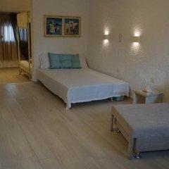 Отель Ariadni Blue 3* Номер Делюкс с разными типами кроватей фото 2