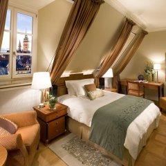 Отель Mandarin Oriental, Munich 5* Улучшенный номер с различными типами кроватей фото 2