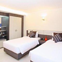The Zen Hotel Pattaya 3* Номер Делюкс с различными типами кроватей фото 5