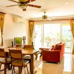 Отель Baan Rosa 3* Стандартный семейный номер разные типы кроватей фото 2