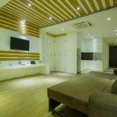 Отель Hamilton Grand Residence 3* Представительский люкс с различными типами кроватей фото 11