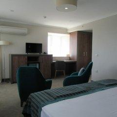 Hotel & Casino Cherno More 4* Номер Делюкс разные типы кроватей фото 6