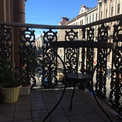 Апарт-Отель Apple-Paradise Санкт-Петербург балкон