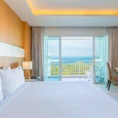 Отель Chanalai Hillside Resort, Karon Beach 4* Улучшенный номер с двуспальной кроватью фото 2