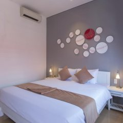 Alba Hotel 3* Улучшенный номер с различными типами кроватей фото 4