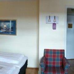Отель Scandic Victoria 4* Стандартный номер с различными типами кроватей фото 6