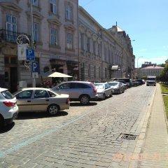Гостиница Prospekt Shevchenka парковка