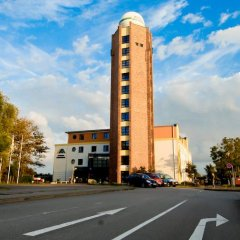 Отель DJH Jugendherberge Warnemünde парковка
