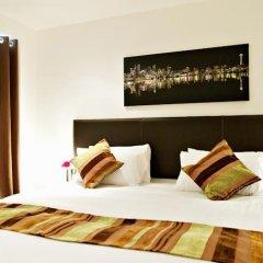 Отель Living by BridgeStreet, Manchester City Centre комната для гостей фото 5