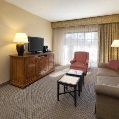 Отель Pacifica Suites 3* Люкс с различными типами кроватей фото 2